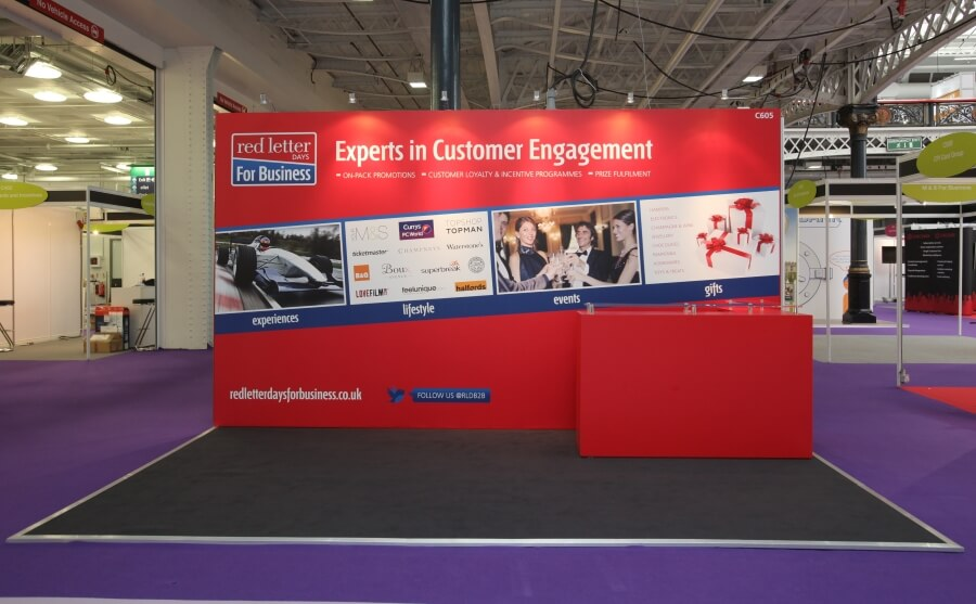 Marketing Exhibition Stand Jobs : Marketing week live exhibition stand design and build