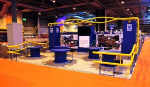 Exhibition Stand Regulations : Bespoke exhibition stand build and design of custom stands