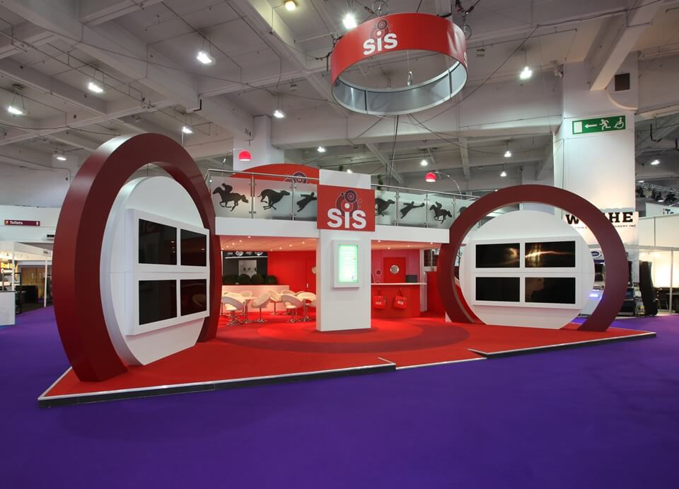 Custom Exhibition Stand Zone : Double decker exhibition stands design and build