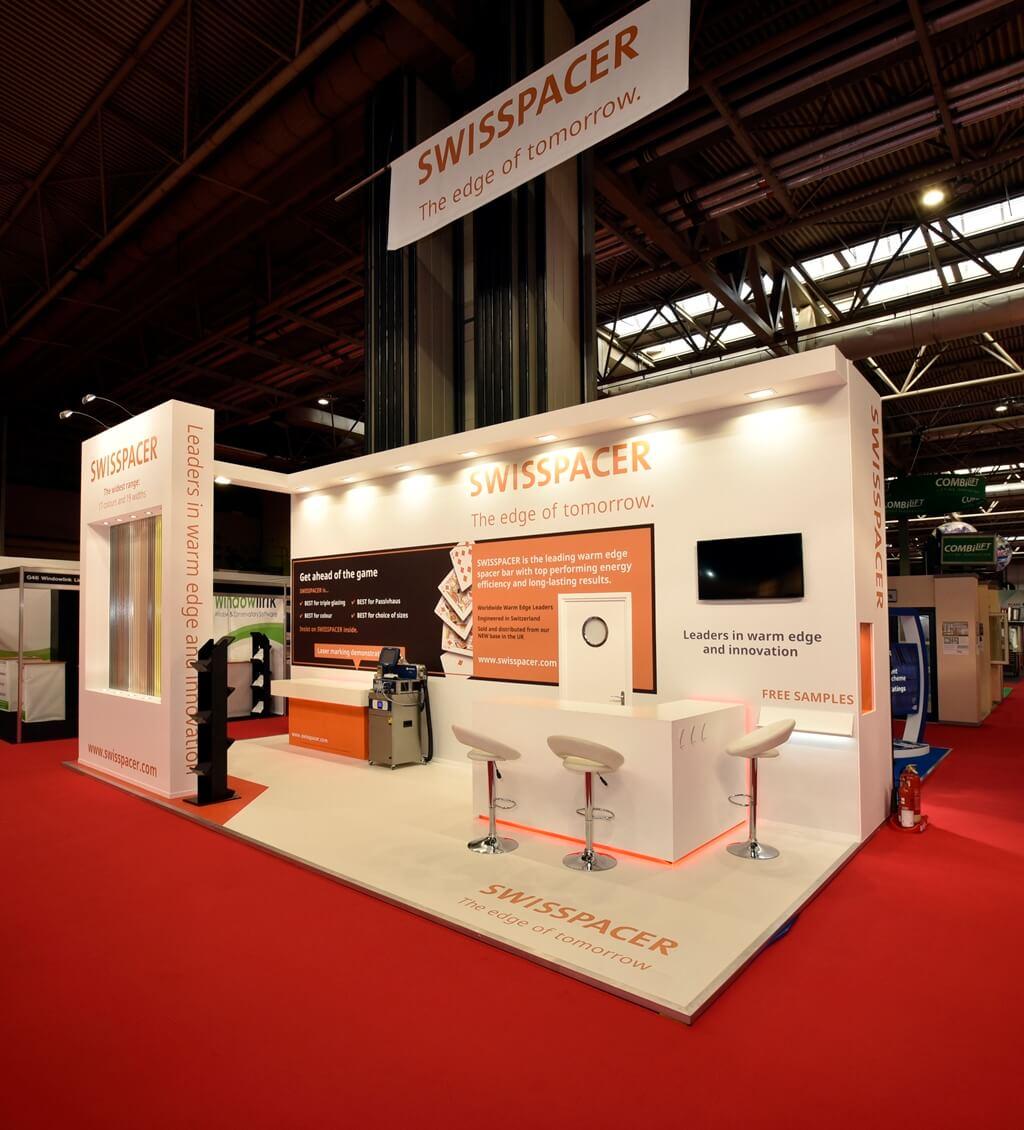 Exhibition Stand Design Trends 2017 : Bespoke exhibition stand build and design of custom stands