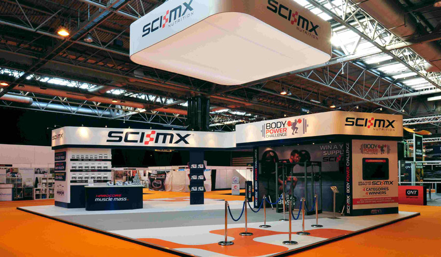 Expo Exhibition Stands Questions : Bodypower uk expo exhibition stand design and build