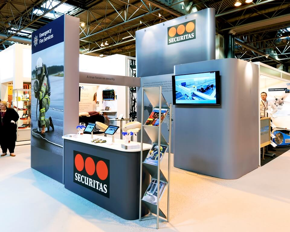 Exhibition Stand In Uk : Bespoke exhibition stand build and design of custom stands