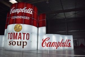 Exhibition stand hire - Campbells