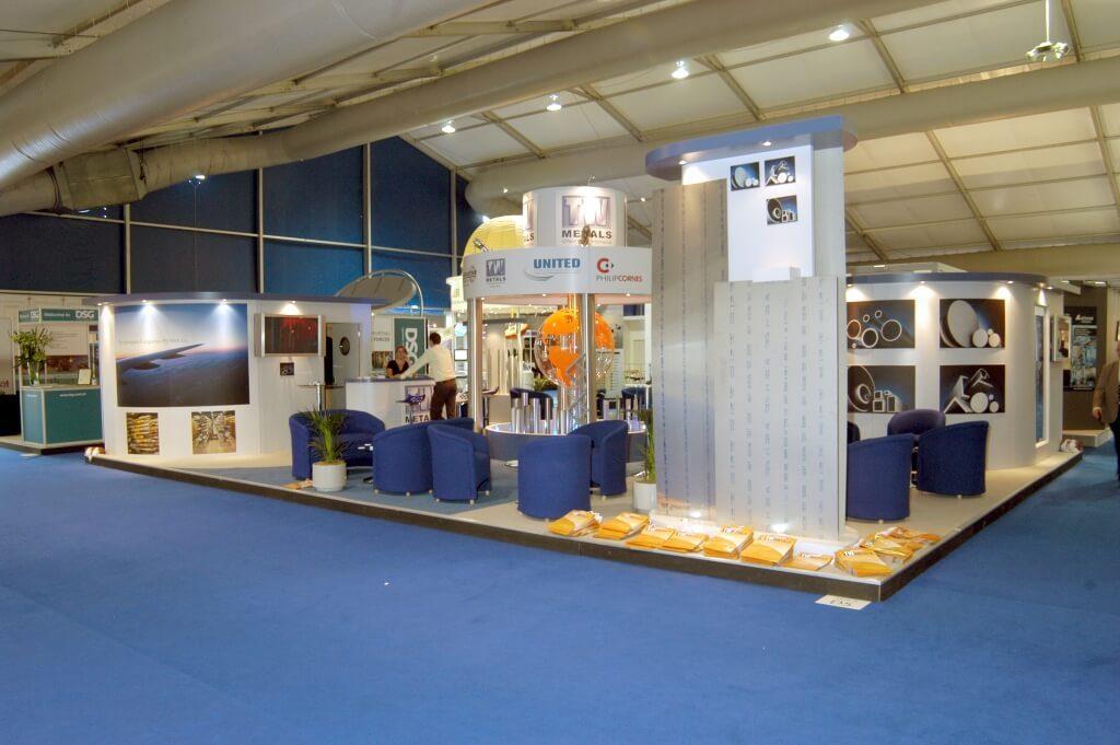 D Exhibition Manchester : Farnborough international airshow exhibition stand