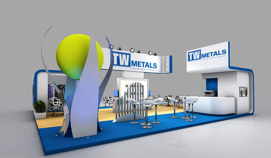 Exhibition Booth Examples : Exhibition stand design designers of stands