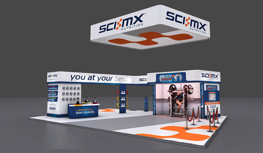 Bodypower Expo Stands : Exhibition stand design designers of stands