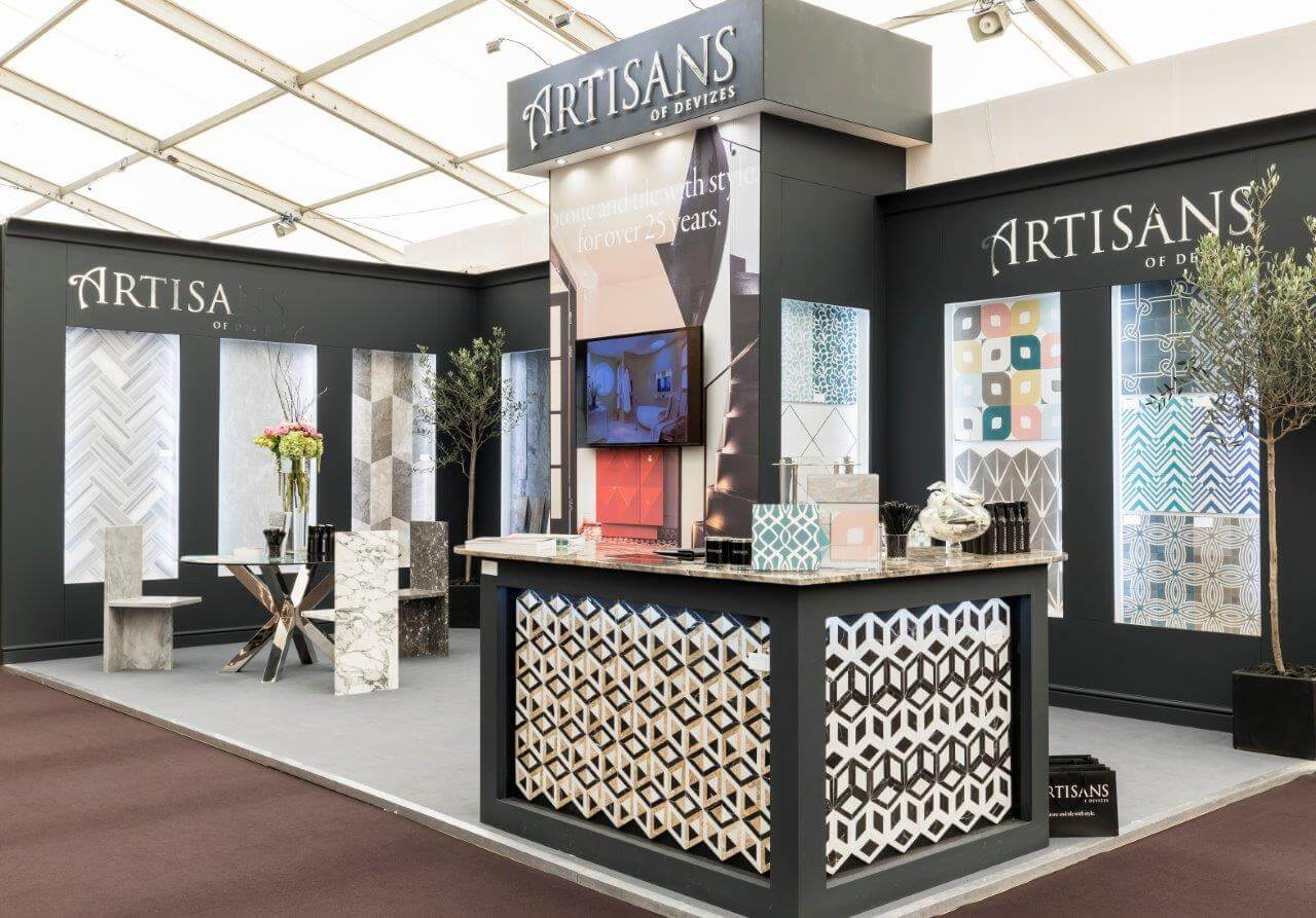 Exhibition Stand Design Brief : Decorex international exhibition stand design and build