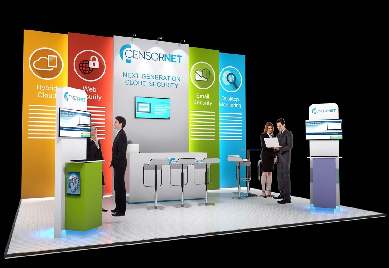 Exhibition Stand Photos : Exhibition stand design designers of stands
