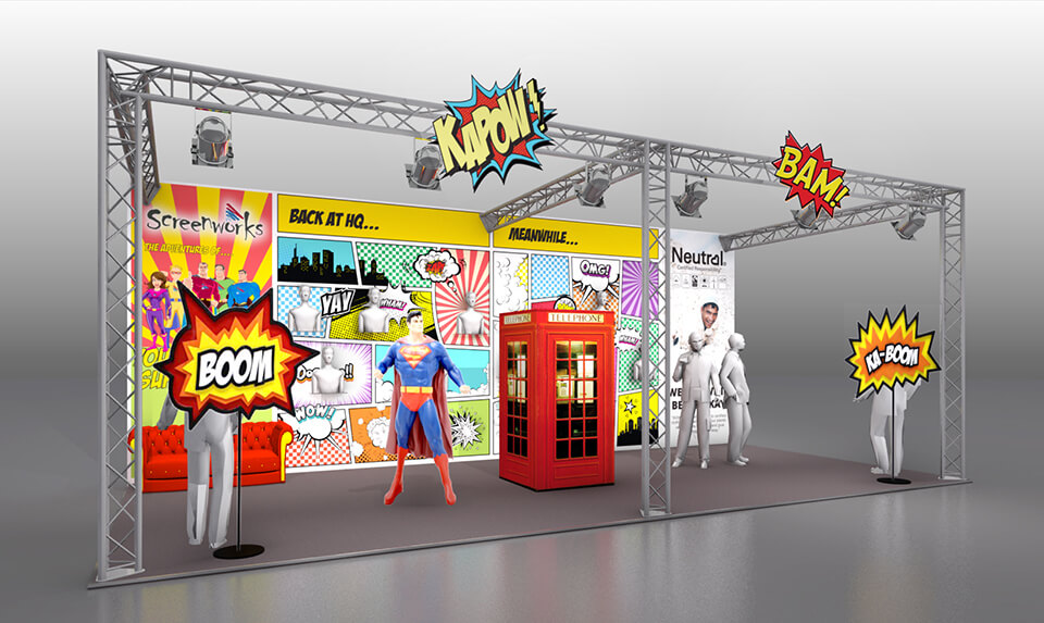 Exhibition Stand Designs Uk : Exhibition stand design designers of stands