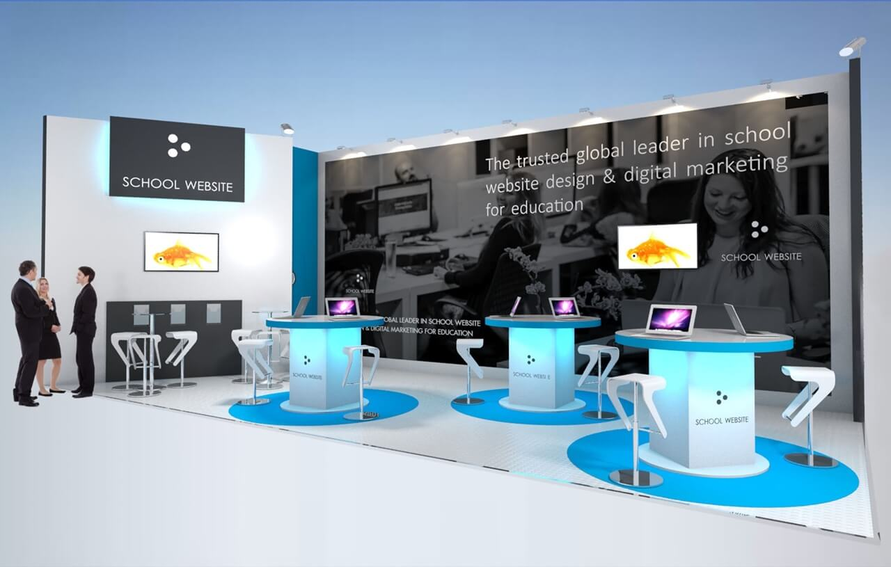 Exhibition Stand Design Examples : Exhibition stand design designers of stands