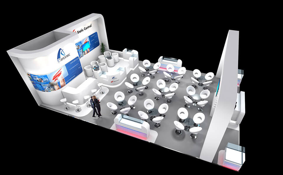 Stand View Exhibition Solutions : Exhibition stand design designers of stands