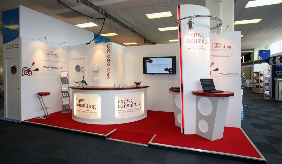 Exhibition Stall Hire : Exhibition stand hire trade show stands for the