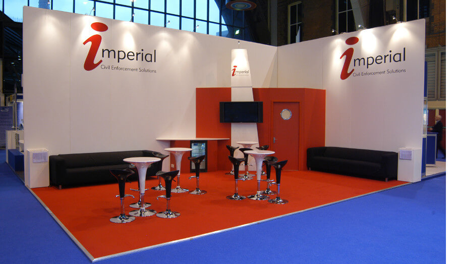 Stand Hire For Exhibition : Guide to exhibition stand pre show marketing quadrant design