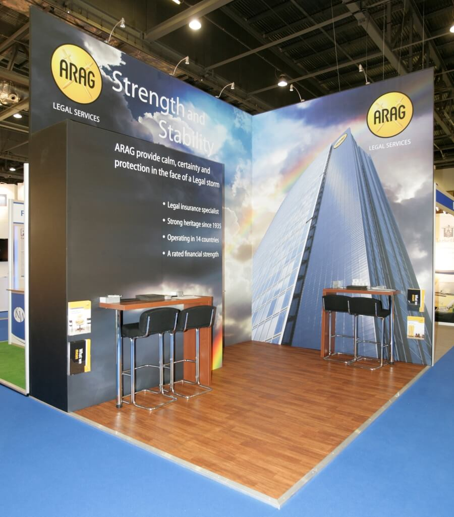Exhibition Stand Insurance : Biba conference and exhibition stand design build
