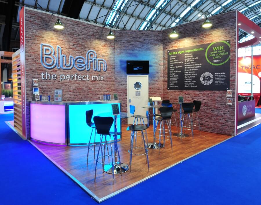Sungard Exhibition Stand Uk : Biba conference and exhibition stand design build