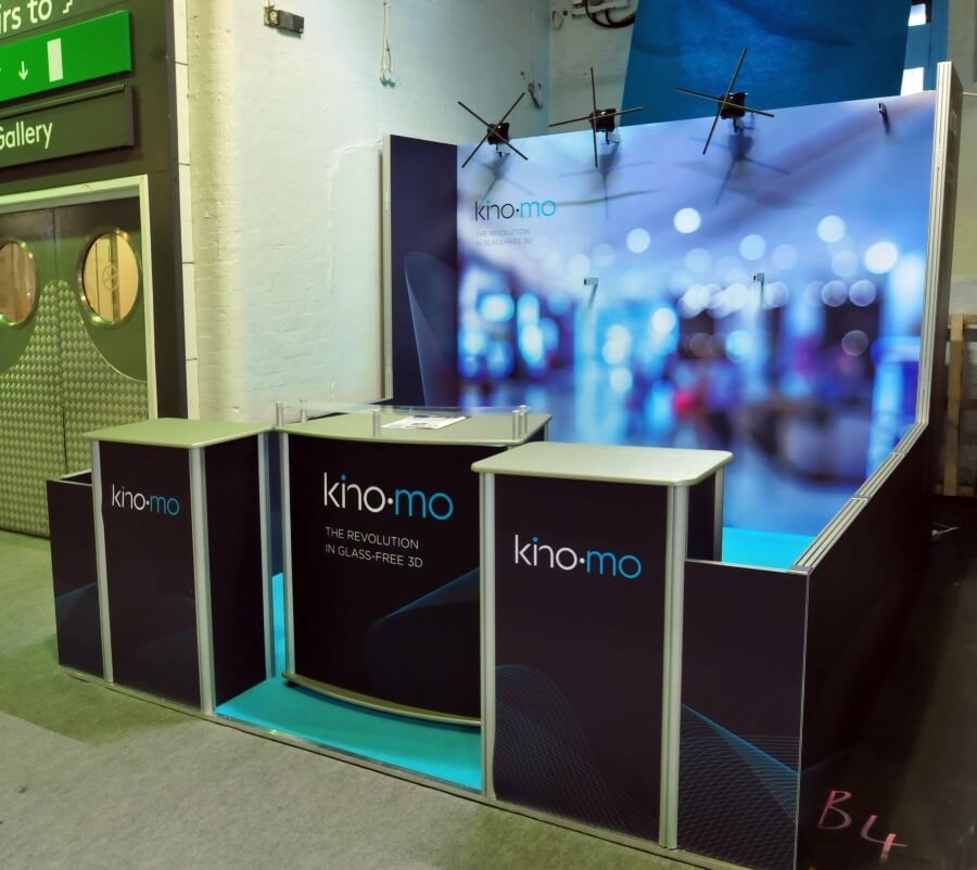 Exhibition Stand Europe : Brand licensing europe exhibition stand design and build