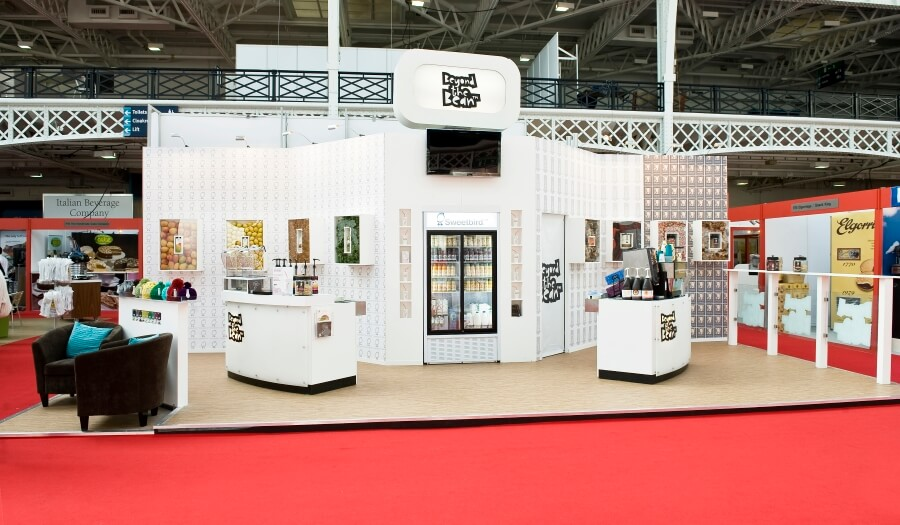 caffe culture exhibition stand - beyond the bean 2