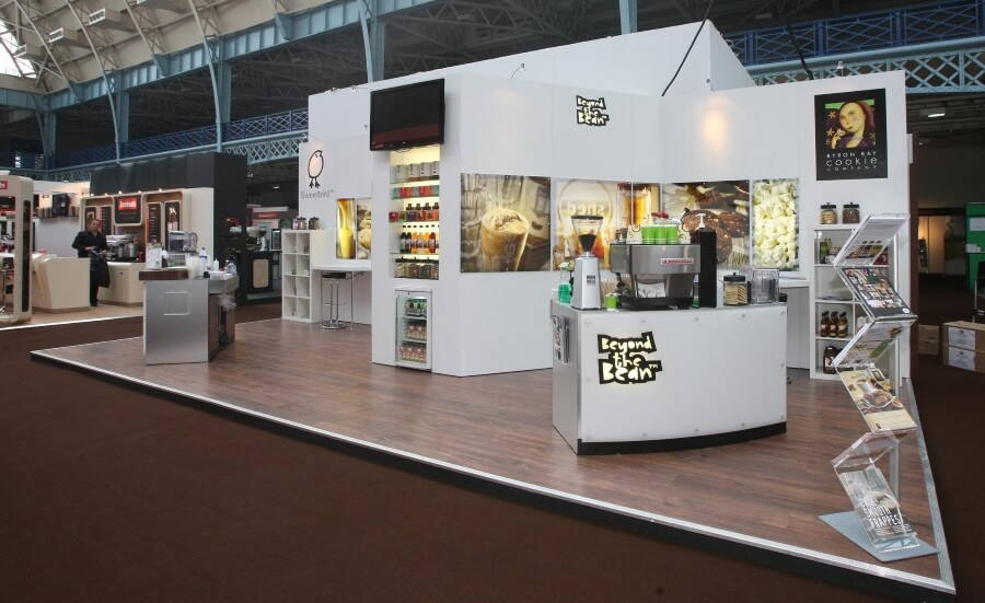 caffe culture exhibition stand - beyond the bean 3