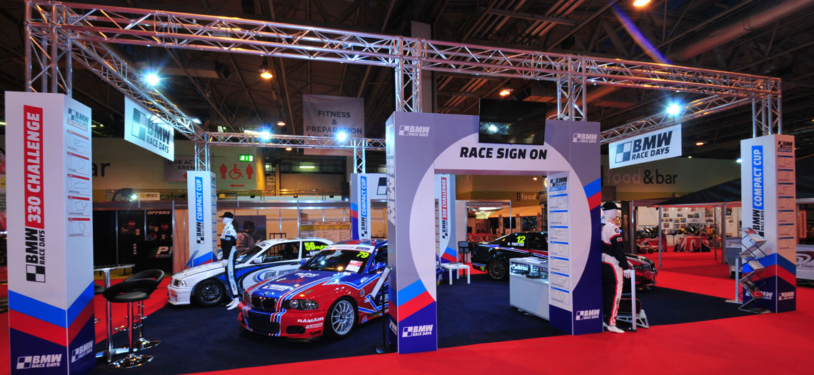 Stand Hire For Exhibition : Exhibition stand design and build contractor access displays