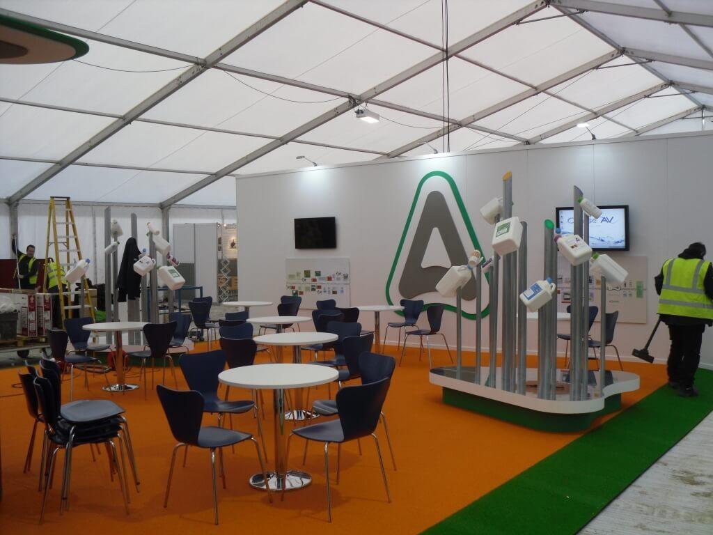 lamma show exhibition stand adama 2