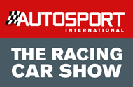 Autosport International logo