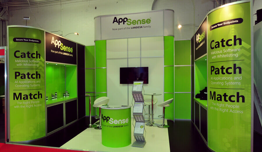 Exhibition Stand Options : Exhibition stand hire trade show stands for hire the design shop