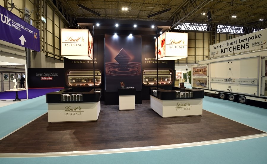 Bodypower Expo Stands : Grand designs live london exhibition stand design and build