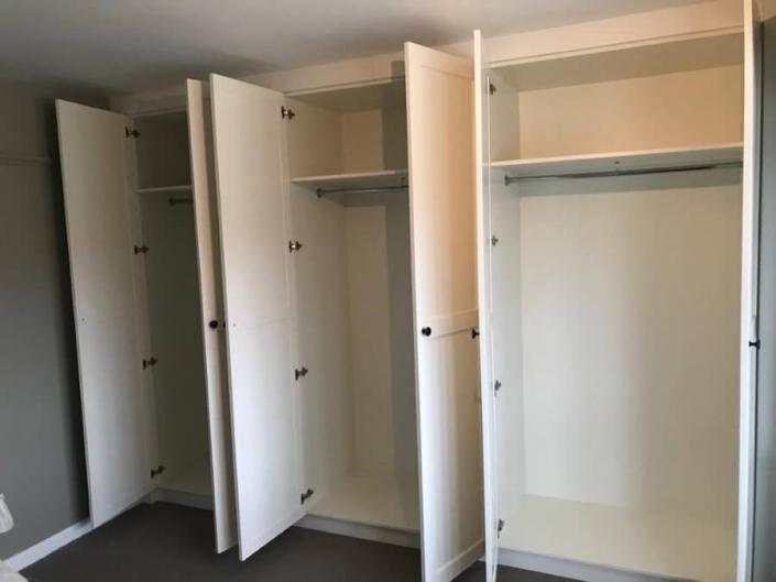 Bespoke wardrobe 1