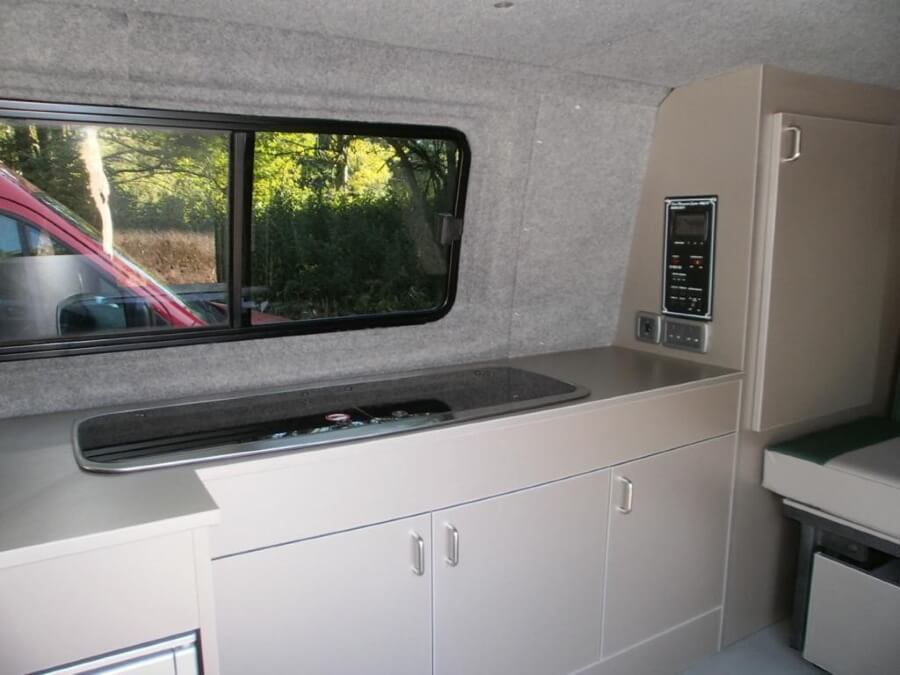 Vehicle interior refurbishment 1