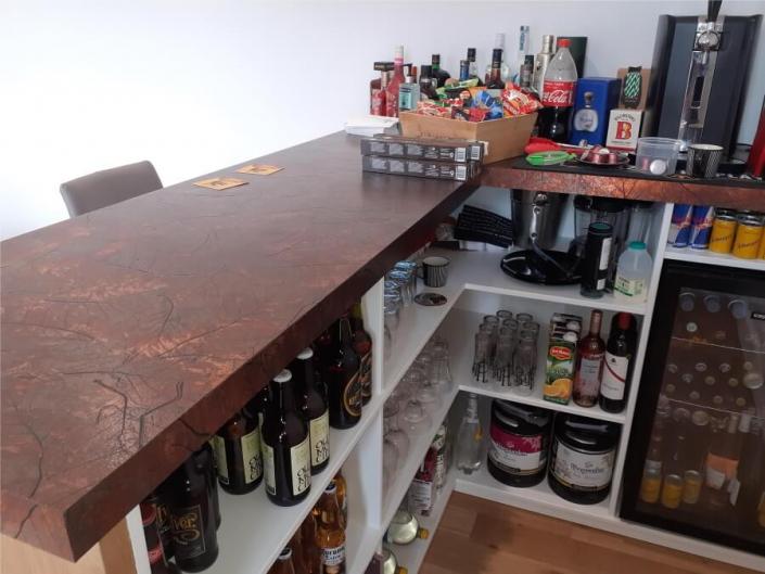 Bespoke bar - 2