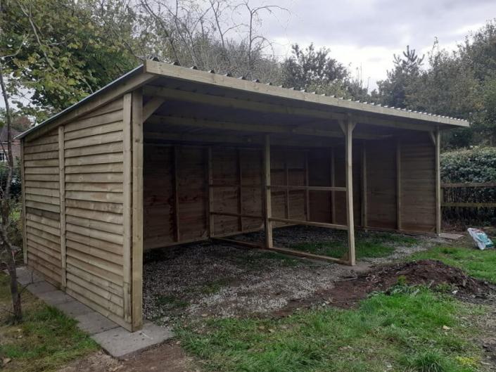 Bespoke stable