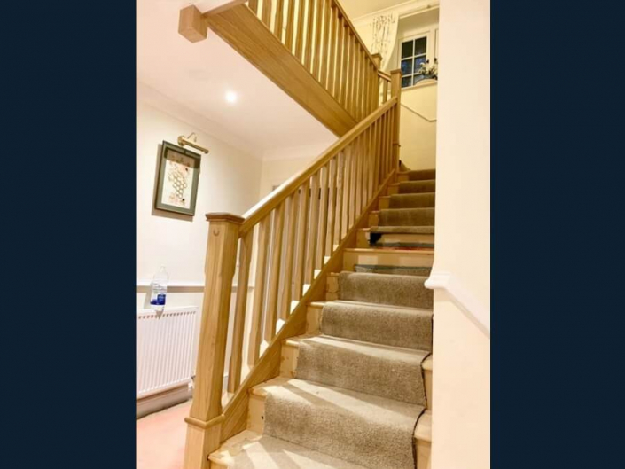 Staircase refurbishment 4