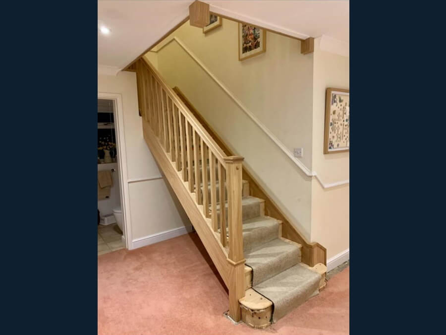 Staircase refurbishment 7