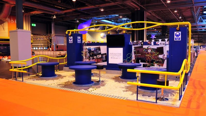 Custom Exhibition Stand Zone : Bespoke exhibition stand build and design of custom stands