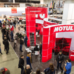 Exhibition stand hire - Motul