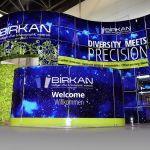 Glass exhibition system - Birkan