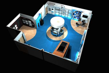 Office refurb design for Nuaire