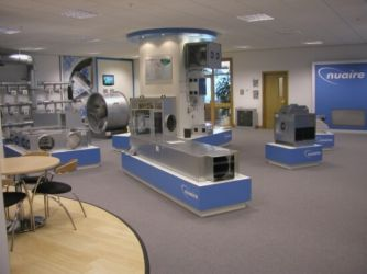 Office refurbishment for Nuaire
