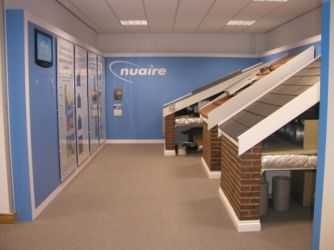 Office refurbishment for Nuaire (6)