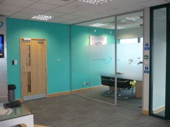Office refurbishment for Movianto
