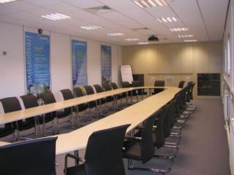 Office refurbishment for Movianto