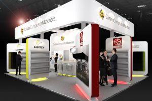 Exhibition stand design - Cristex