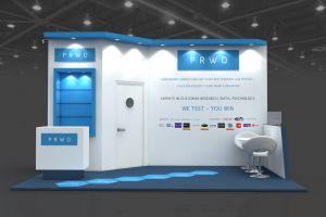 Exhibition stand design - PRWD