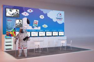 Exhibition stand design - Trassir