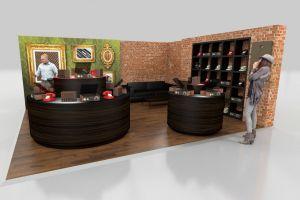 Exhibition stand design - ProtelX