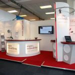 6m x 3m Exhibition Stand Hire F