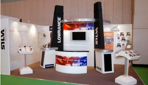 4m x 6m Exhibition Stand Hire I