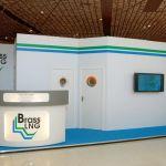 4x5 Exhibition Stand Hire E2