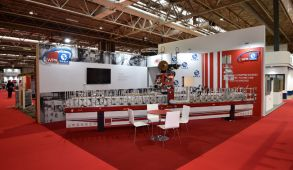 Modular exhibition stand hire - WPR