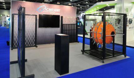 Modular exhibition stand hire - Cochrane
